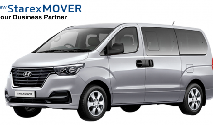 New Starex Mover Shuttle