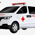 New Starex Mover Ambulance