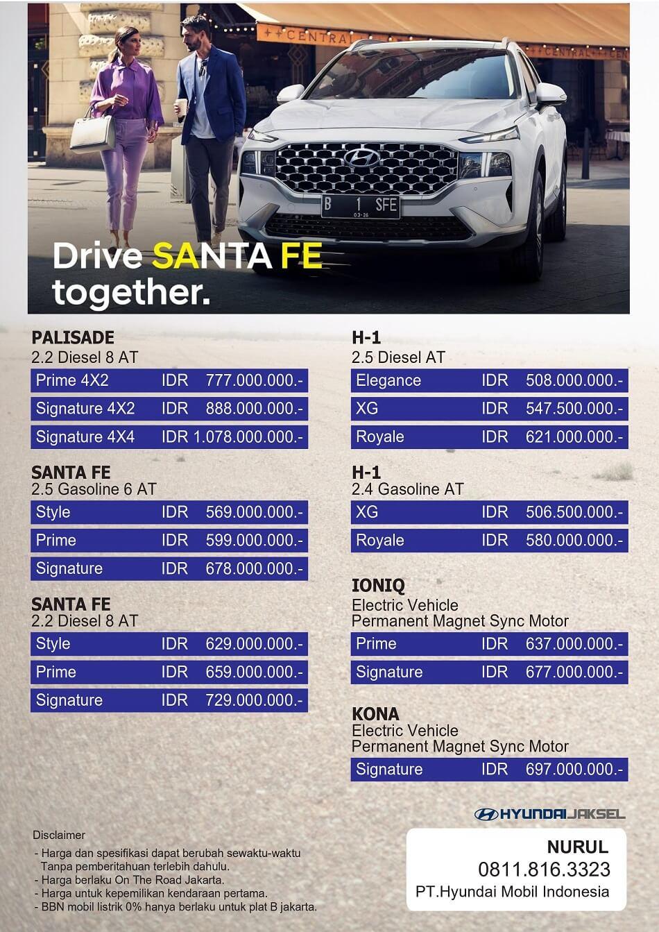 Promo Mobil Hyundai